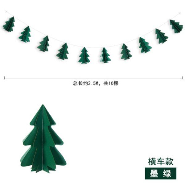 Koyu Yeşil Stil A