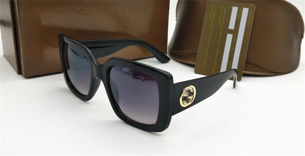 Arbeiten Sie die Sonnenbrille-Entwerfer-Sonnenbrille der bunten Bilderrahmensonnenbrille der eleganten Frauen um, die bequem ist, ohne ein freies Verschiffen des Kastens zu tragen