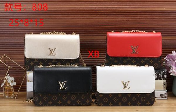 2019 Famous fashion women bags lady PU leather handbags famous bags purse shoulder tote Bag female 113