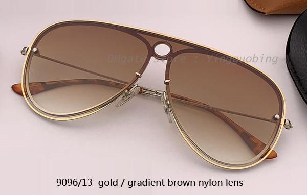 9096/13 oro / sfumato marrone