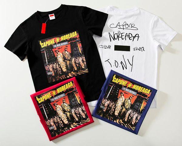 Men designer t-shirt round neck su logo eme men women war tshirt high-end mens sweatshirt hip hop, hip-hop casual black and white tees M-XXL