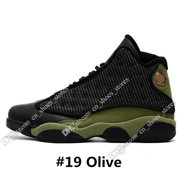 # 19 Olive
