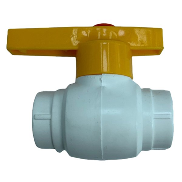 best selling PPR Double Union Ball Valve Steel Core Hot Melt Pipe Double Live Ball Valve