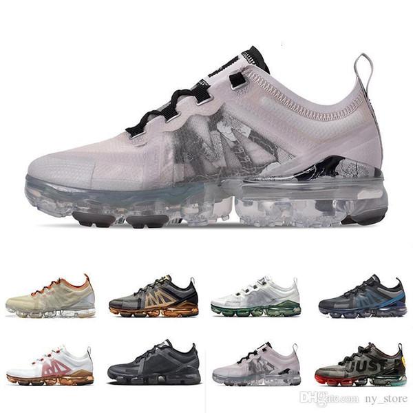 2019 CPFM x VPM 19 Running Shoes Sorriso Designer Marca Original Sneakers olhar de moda Homens Mulheres Sports Trainers Tamanho 5,5-11