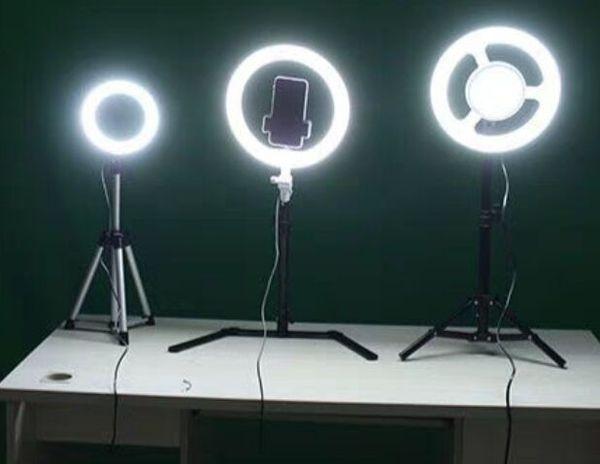 Big Internet Celebrità Live Light Supplemento Anchor Beauty Tender Skin Selfie Illuminazione Light Small Mobile Phone Light Shake Sound Foto Go