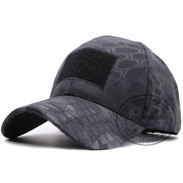 e3601527759404 Bionic Flag HAT Multicam BLACK Camouflage Maple Leaf Tactical Operator  Contractor Trucker Cap Hat with loop