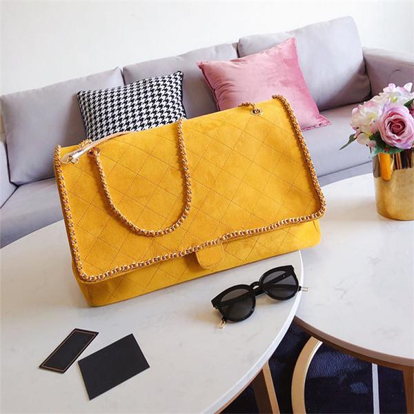 Saco de couro real do aeroporto de luxo desinger bolsas famosas mulheres bolsa de viagem mais recente bolsa de ombro bolsa de camurça