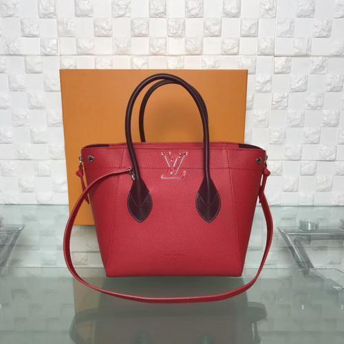 Freedom M54843 Red Handtaschen Schultertasche Messenger Bags Totes Iconic Umhängetaschen Top Griffe Clutches Evening
