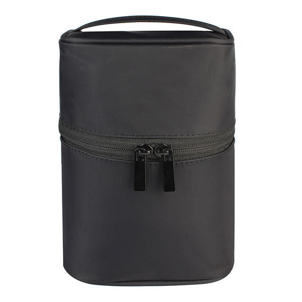 Zipper Man Women Makeup Bag Nylon Cosmetic Bag Beauty Case Make Up Organizer Toiletry Kits Storage Travel Wash Pouch