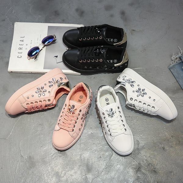 Fascinante2019 Zapatos Moda para mujer Deporte Sneak