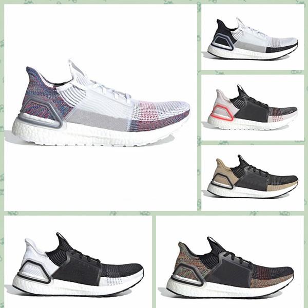 AAUA19A Cloud White Black Ultra 2019 Ultramens Running shoes Refract Clear Brown Primeknit 4.0 5.0 sports trainer men women sneakers 36-45