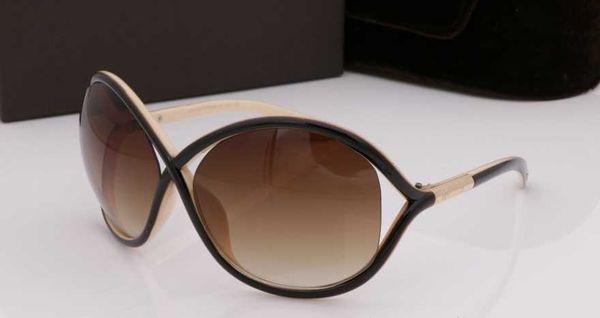 Luxury Sunglasses L0394 For Women Brand Fashion Designer Sun Glass Pilot Frame Coating Mirror UV400 Carbon Fiber Legs Summer Style Eyewear