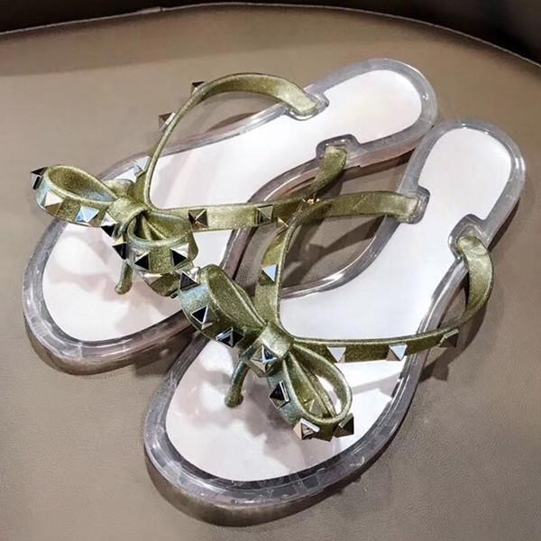 zapatos reales! tamaño grande 40 41 sandalias planas mujer de lujo diseñador playa al aire libre moda causal sandalias