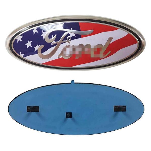 علم الولايات المتحدة + شعار الفضة
