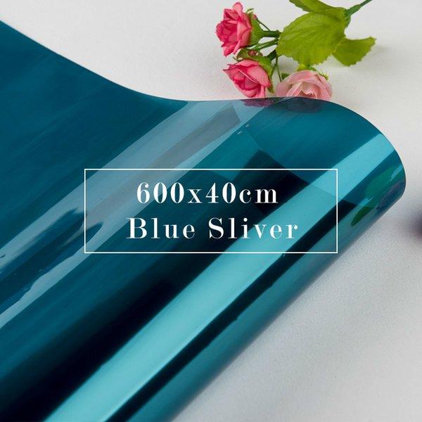 Синяя Щепка W40cm