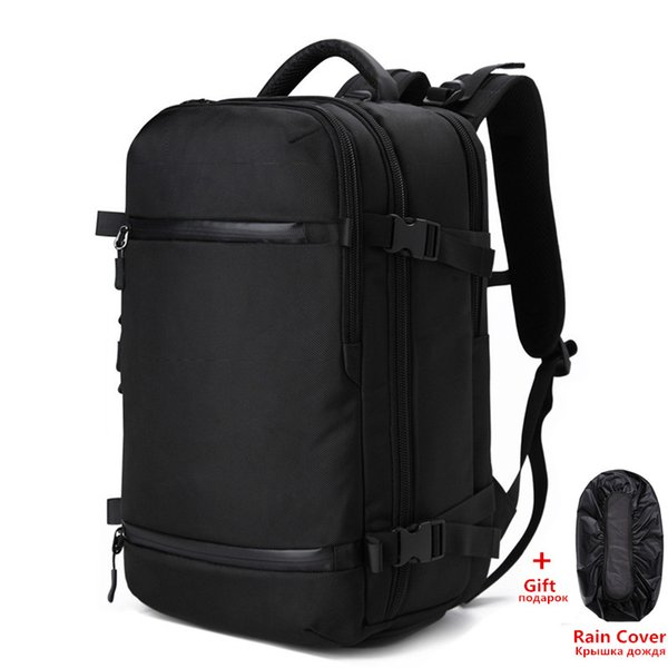 OZUKO Backpack Men travel pack Bag Male Luggage Backpack USB Large Capacity  Multifunctional Waterproof laptop backpack Women AER 25520c8887efd