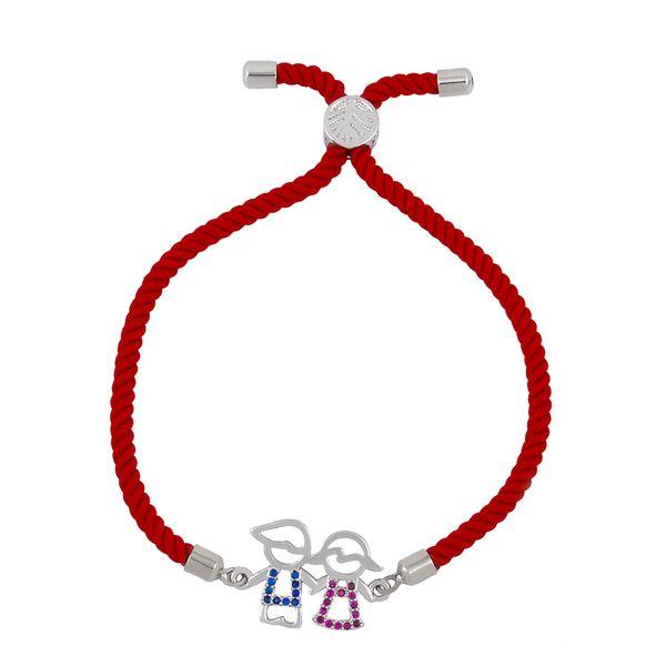 Plata (cuerda roja)