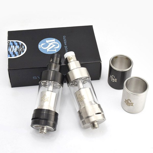 Kayfun V5 RTA Atomizer E Cig 316 Stainless Steel Rebuildable Tank RDA Airflow Control for Mechanical Box Mod Vape Kit