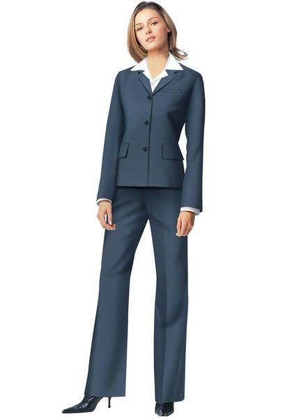 Professional Dress Women's Dress Formal Dress Men's and Women's Shirts Workwear Women's Workwear Set in 2019