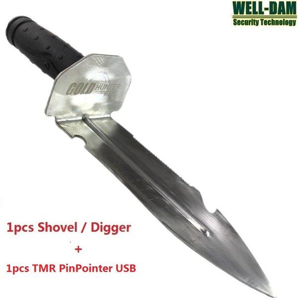 Bıçak + USB su geçirmez PinPointer