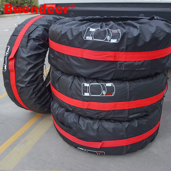 Car Van Spare Tyre Cover Wheel Bag Storage For Any Wheel Size Large 96