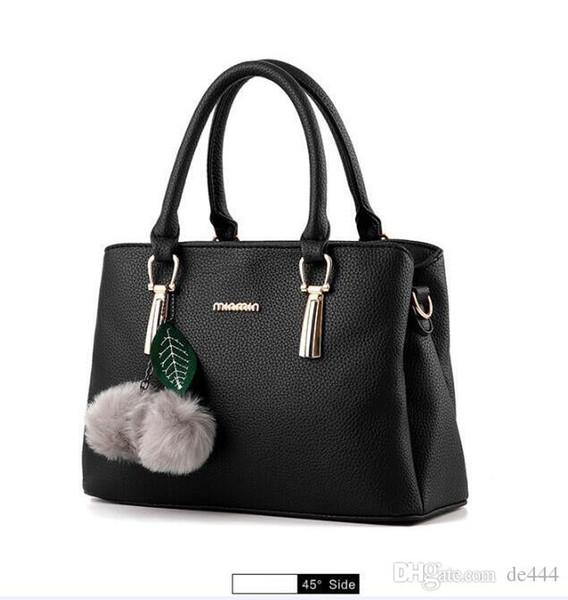 Große Kapazität Tasche Handtaschen Top Griffe 2019 Marke Modedesigner Luxus Taschen Hochwertige Schulter Tote Kupplung Hobo Handtasche Großhandel