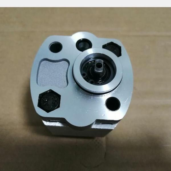 top popular CBK F 2.1 ml r anticlockwise mini hydraulic gear pump for hydraulics power unit packing bombas hidraulicas de engrenagem pumps 2020