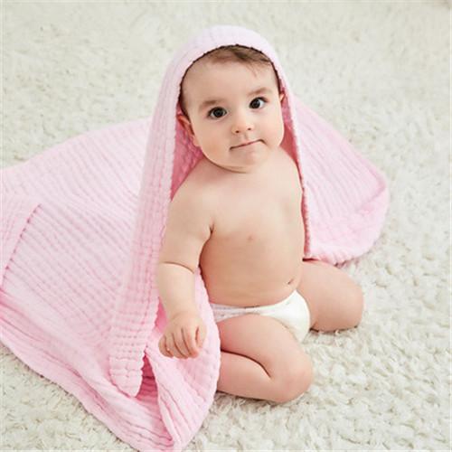 6 camadas de banho e cobertor de Espuma que Adequado para todo o bebê da pele infantil Criança Tapete Do Bebê envoltório Quilt Cobertor Tapete