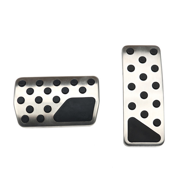 Auto Accessories Aluminium car pedals For Jeep Grand Cherokee Gas Brakes Foot Pedal Accelerator pedal Car Styling Accessories