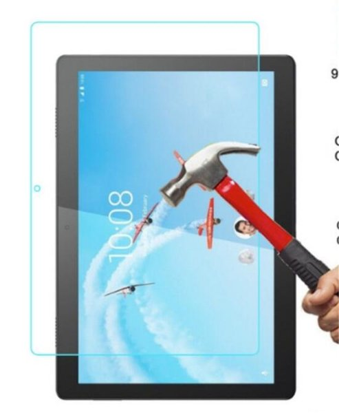 top popular For Lenovo Tab 4 8 10 plus TB 8504 X304 Protective glass Tab3 7 710L 710F 710I Tempered Glass Film Tablet Screen Protection 2019