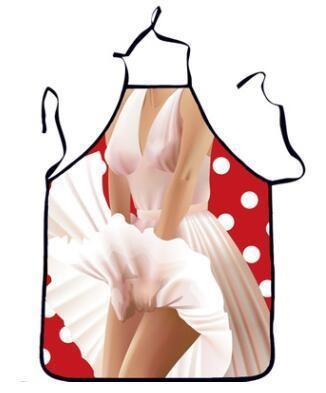 Mulheres avental engraçado novidade mulheres sexy avental de cozinha engraçado cozinhar aventais insolente cozinhar churrasco festa homem avental cozinha