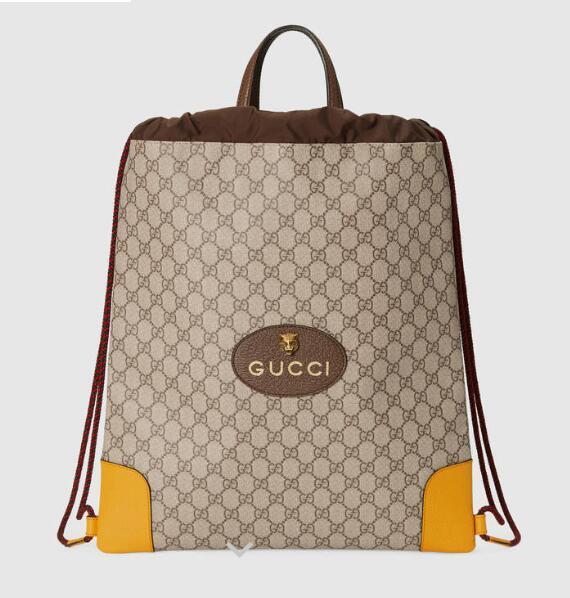 473872 Премиум искусственный холст Рюкзак на шнуровке Мужские рюкзаки Деловые сумки Сумки Tote Messenger Мужские рюкзаки Багажные сумки для образа жизни