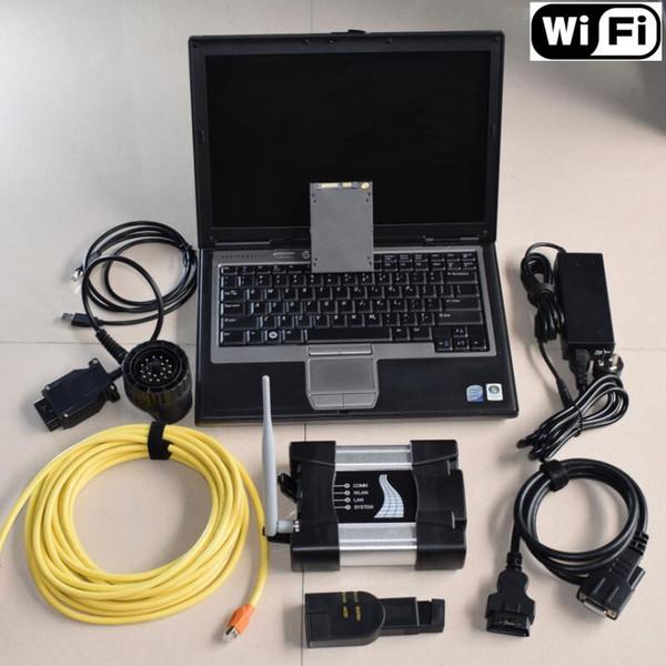 laptop+WIfi Icom+SSD