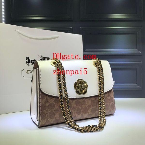 2019 New handbags purses Explosion listing women shoulder Bags charming Popular classic sumptuous Deerskin lining