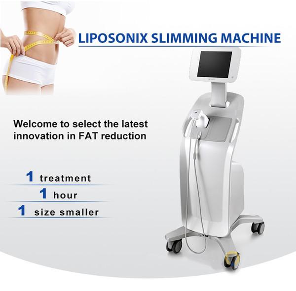 Liposonix Weight loss tummy control HIFU High Intensity focused ultrasound Slimmiing Machine Fast Fat Removal S body shape HIFU machine