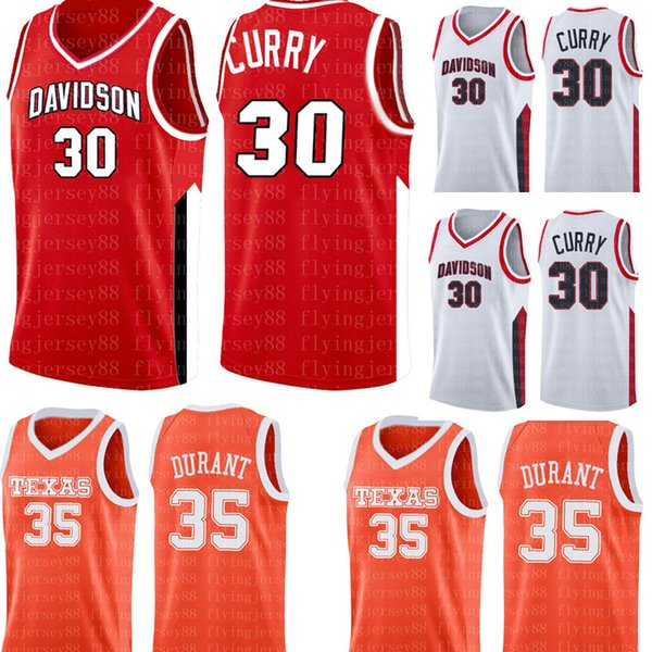 2020 Stephen 30 Curry Jersey NCAA Universidade Draymond 23 verde D'Angelo 1 Russell Klay Thompson 11 Basketball Jerseys