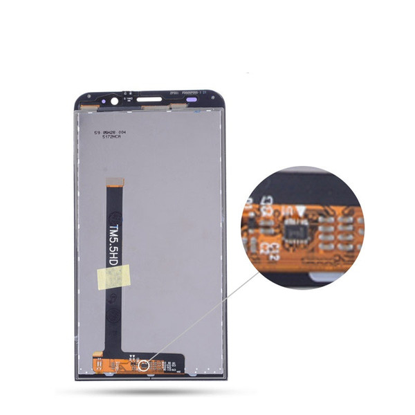 Original For ASUS Zenfone 2 ZE550ML Display Touch Screen with Frame Replacement For ASUS Zenfone 2 ZE550ML LCD Display Z00BD