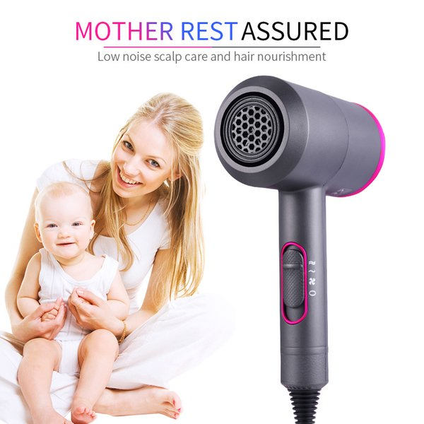 Best Hair Dryers 2020.2020 High Quality Hair Dryer Professional Salon Tools Blow Dryer Heat Super Speed Blower Dry Hair Dryers Best Inexpensive Blow Dryer Best Ceramic Blow
