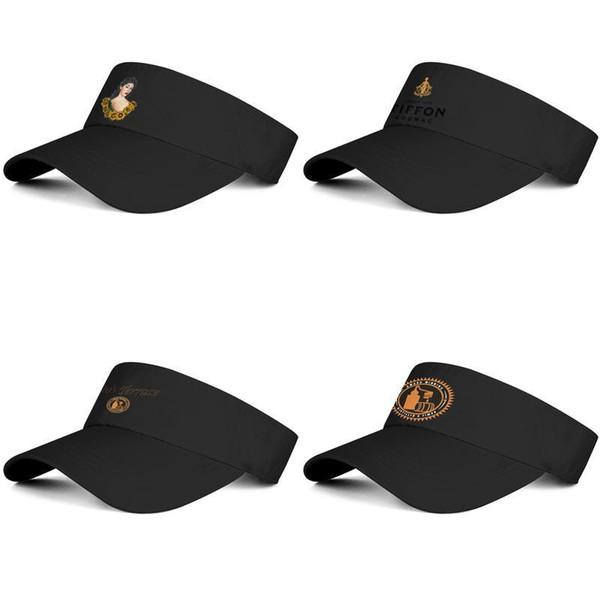 Ron Mulata Logo noir Hommes Chapeau de Tennis Hommes Chapeaux Papa Voyage D'été La Vodka Tiffon Ricard de Tito