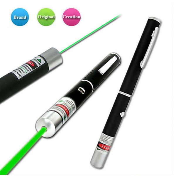 NEW Red Laser Pointer Pen Powerful Super Bright 650nm Beam Light Laser Point Pen
