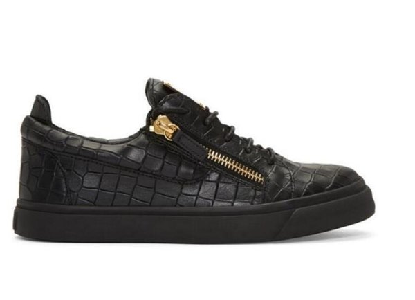 lower price with exclusive deals best wholesaler 2019 2019 Top Quality Men And Women Shoes,Zanotti Black Leather High Top  Fashion For Casual Shoes,Original Box And Dust Bag From Luxurygoods6666, ...