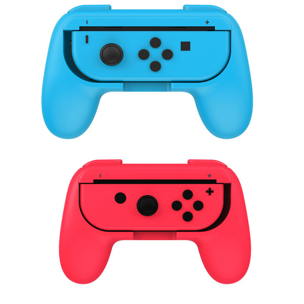 Nintend Anahtarı Nintendos için kolu Joystick Kavrama Kiti Joycon Denetleyici NS Nintendo Anahtarı için Braketi Tutucu Joypad Aksesuarları