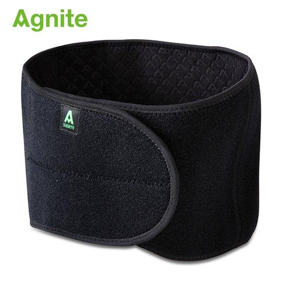 Aginte Waist Support 1ps regolabile cintura tattica cintura sport fitness sudore sollevamento pesi cinturone tactico faja lombare # 134767