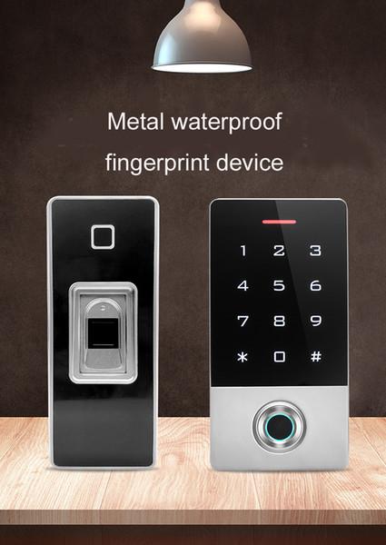 Passwort-Zugangskontrolle mit wasserdichtem Fingerabdruck-Leseger/ät Fingerabdrucksperre