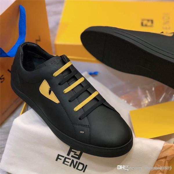 Yüksek Kalite Erkekler Ayakkabı Açık Yürüyüş Rahat Düşük En Lüks Spor Erkek Ayakkabı Moda Sneakers Flats Platformlar Aymod