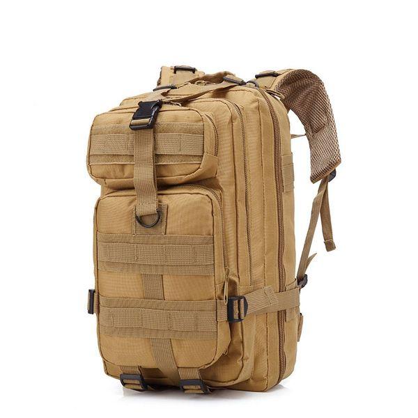 top popular Outdoor Sports 3P Tactical Backpack Oxford Waterproof Camouflage Camping Bag Hiking Bag Rucksacks Trekking Bag Should Bags mk945 2021