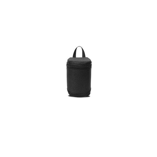 Lente de la cámara SLR Bolsa protectora Bolsa de almacenamiento a prueba de golpes negra a prueba de agua a prueba de golpes