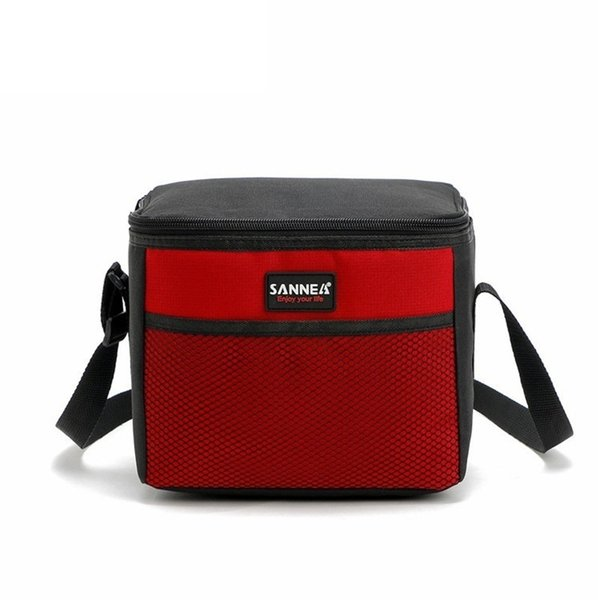 2018 New Fashion Portable Insulated Cotton lunch Bag Thermal Food Picnic Lunch Bags for Women kids Men Cooler Bag Lunch Box D19010902