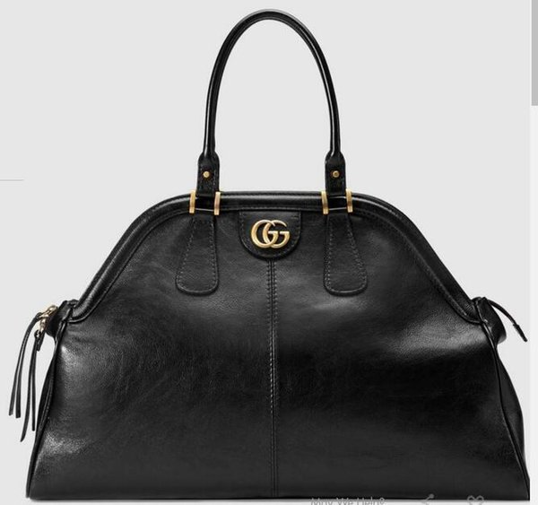 Re (belle) Large sac à poignée supérieure 515937 Montre de mode féminine Sacs à bandoulière Sacs Tote Bags Sacs à main Haut Cross Body Messenger Sacs