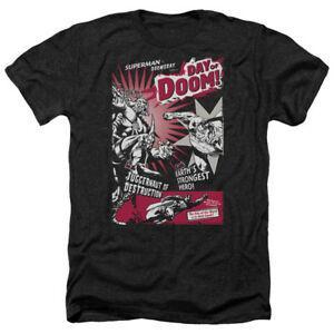 Arrive DAY OF DOOM T-shirt en bruyère adulte autorisé, toutes tailles